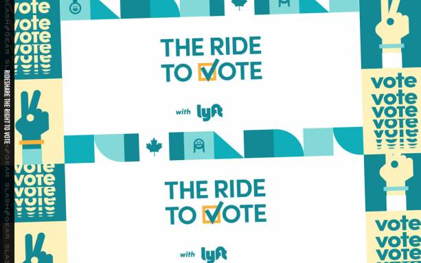 Lyft shows how to get a free ride to vote in 2020 elections
