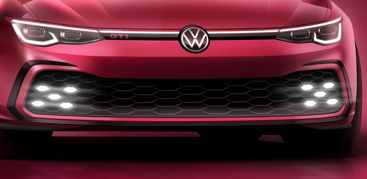 VW to premiere the eighth-generation VW GTI in Geneva