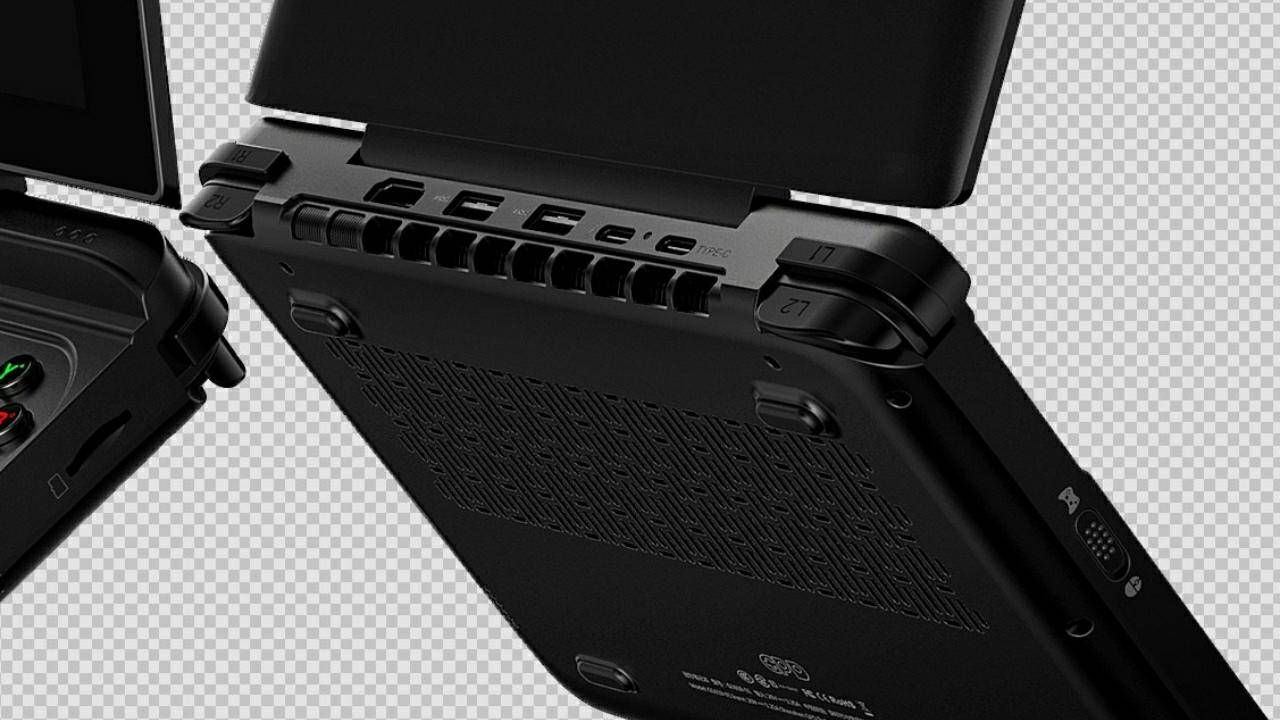 GPD Win Max is a curious cross between mini laptop and handheld console