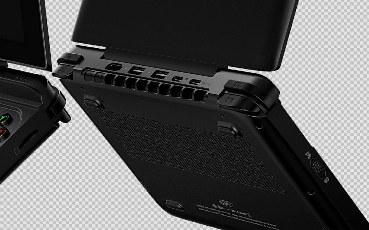 GPD Win Max is a curious cross between mini laptop and handheld console - SlashGear