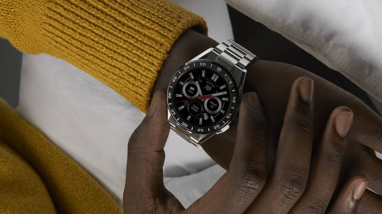 TAG Heuer Connected 2020 smartwatch pairs hefty price with sports tracking