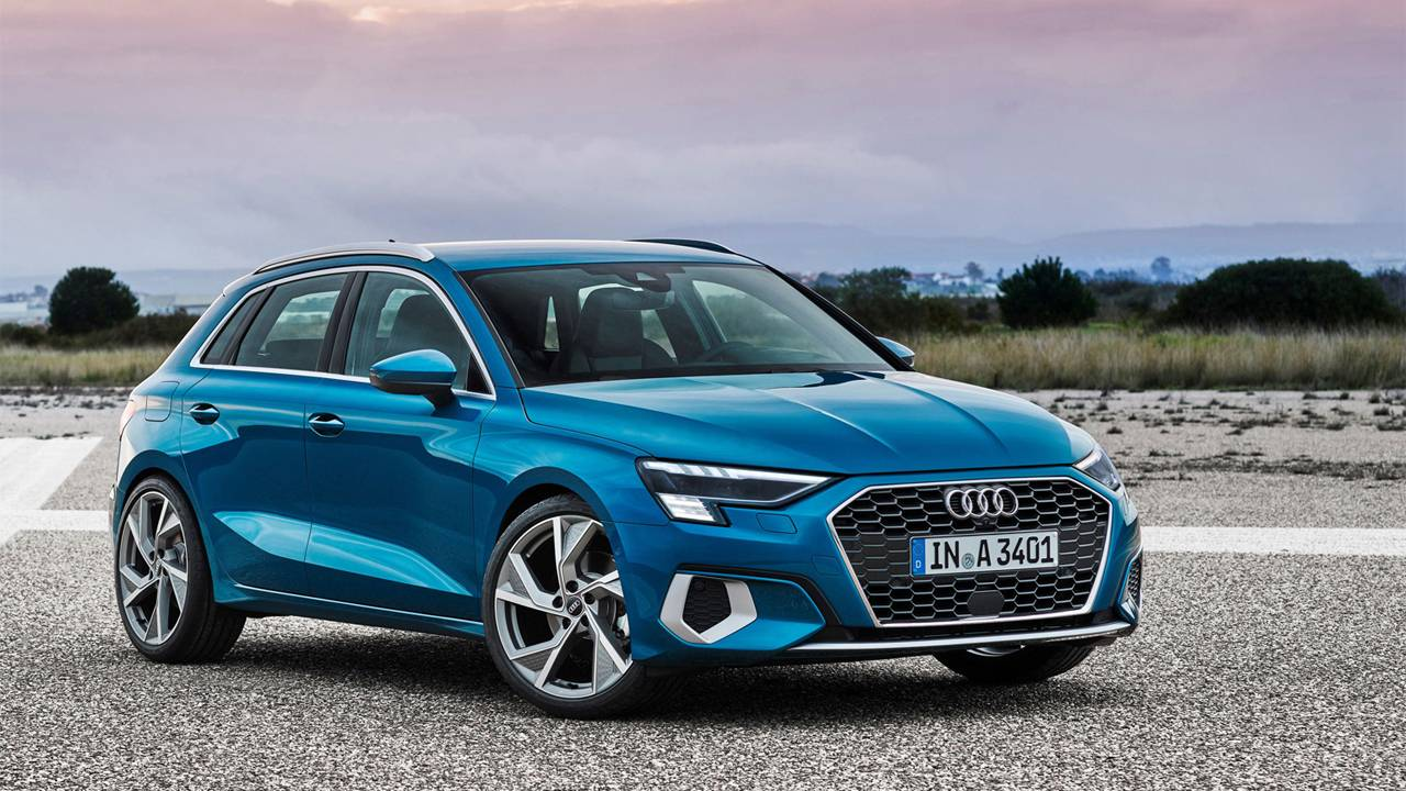 New Audi A3 Sportback launches in Europe