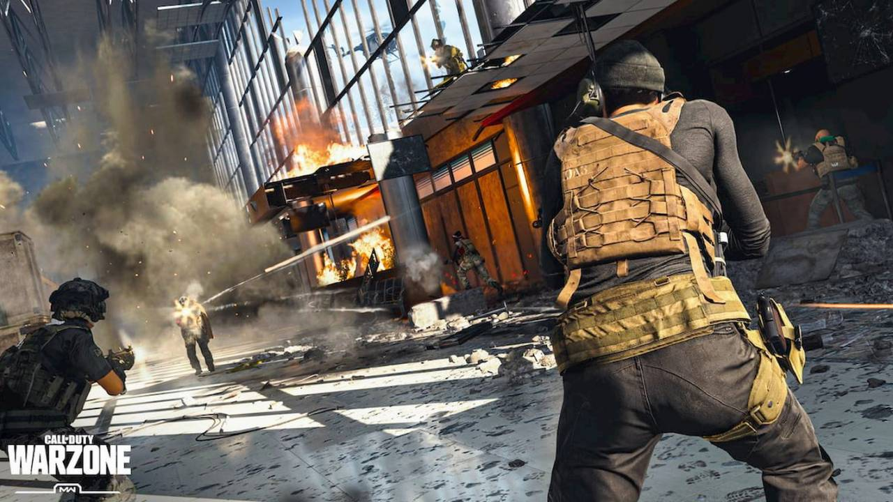 Call of Duty: Warzone doesn't require PS Plus, but Xbox One owners aren't as lucky