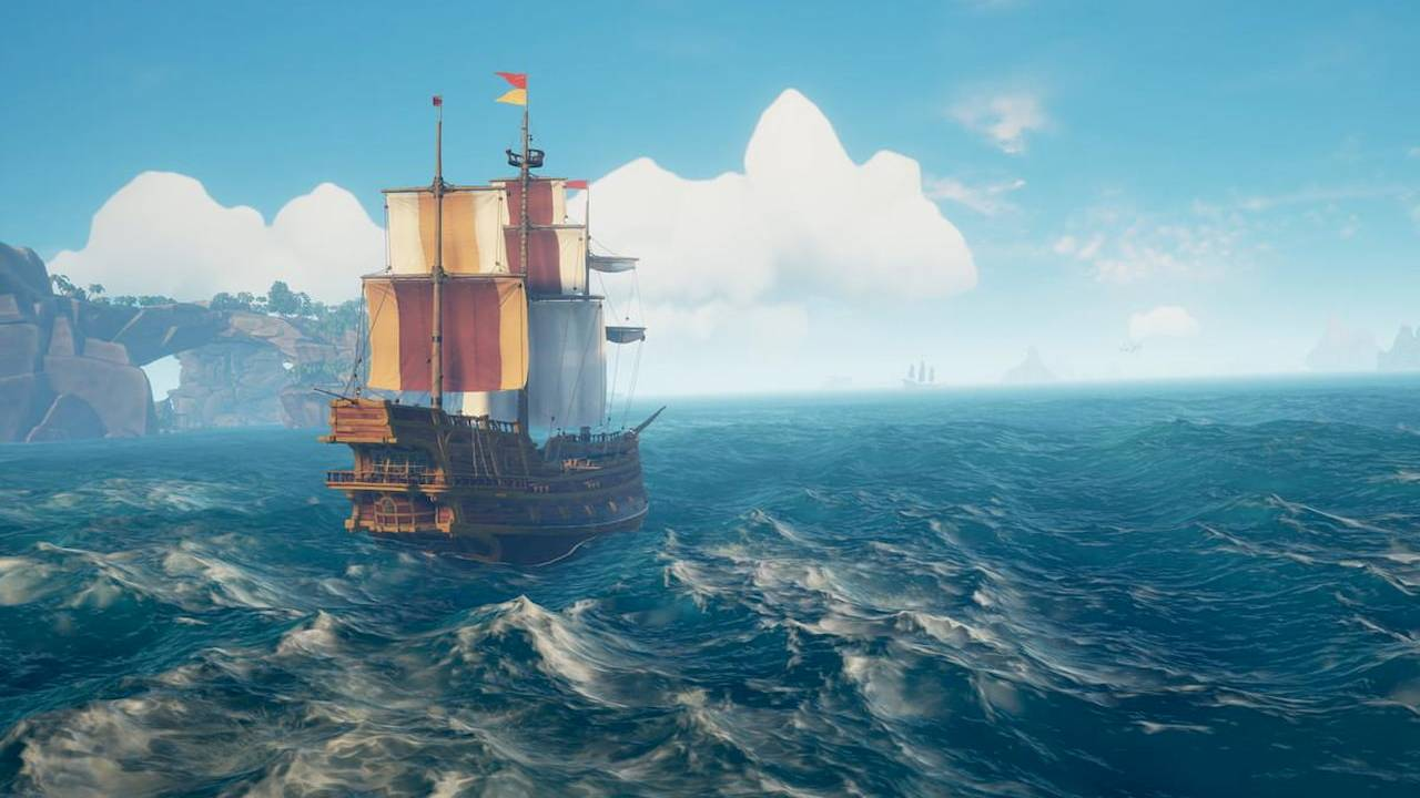 Sea of Thieves and others go free-to-play on Xbox One this weekend