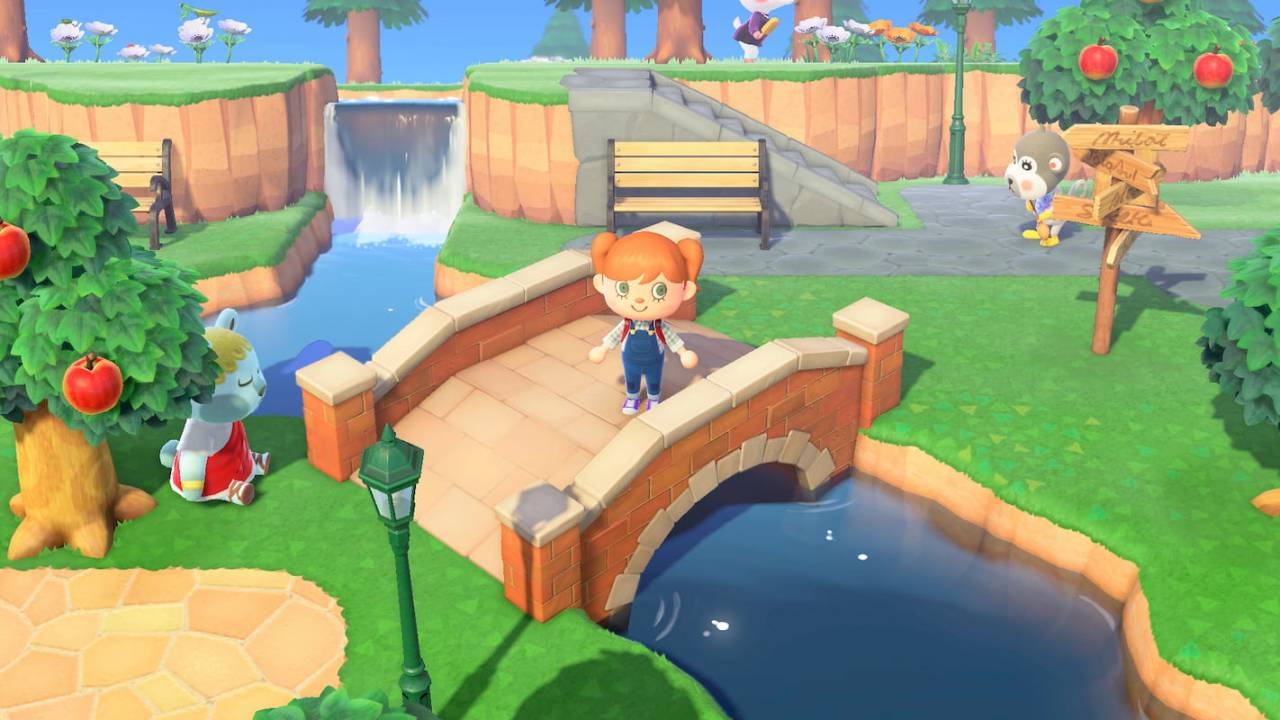 Animal Crossing: New Horizons first impressions: Wonderful with one major problem