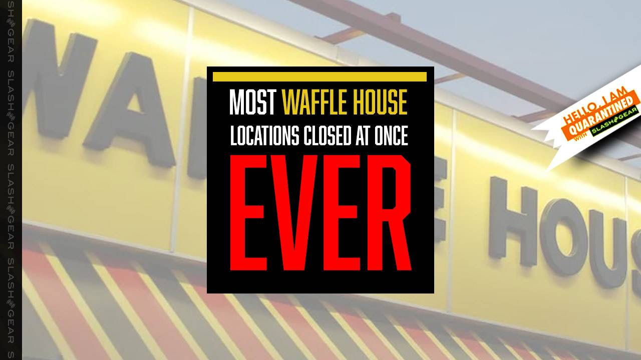 Why 400+ Waffle House closures for coronavirus is a bigger deal than you think