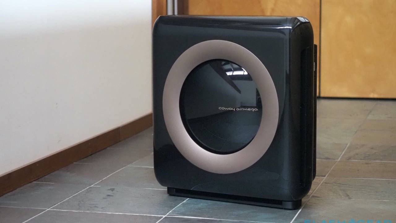 Coway Airmega AP-1512HHS Review: WiFi air purifier gets connected