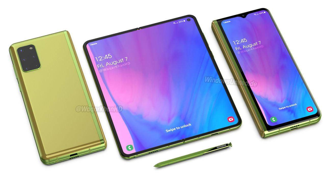 Galaxy Fold 2 renders could get your hopes up too high