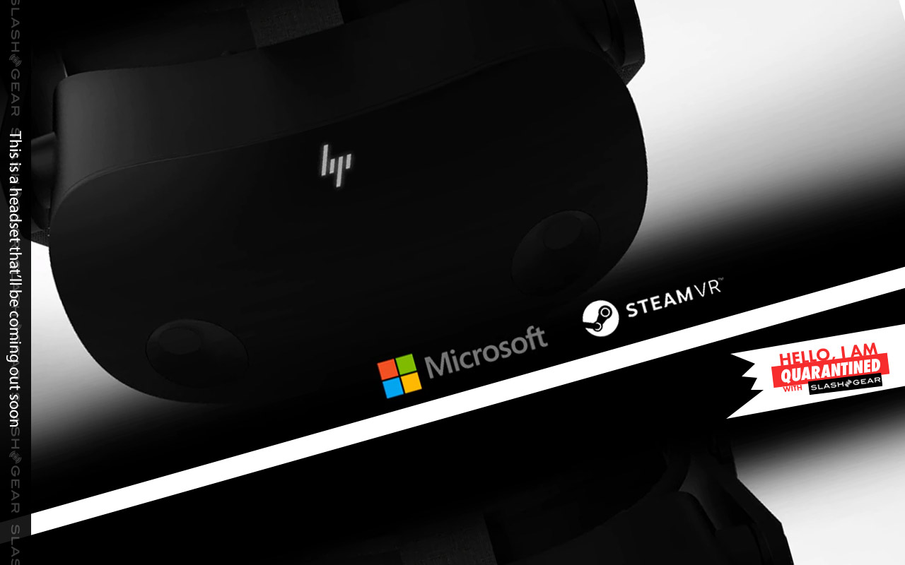 """HP Reverb G2 teased as """"the new standard in VR"""" with Valve, Microsoft - SlashGear"""