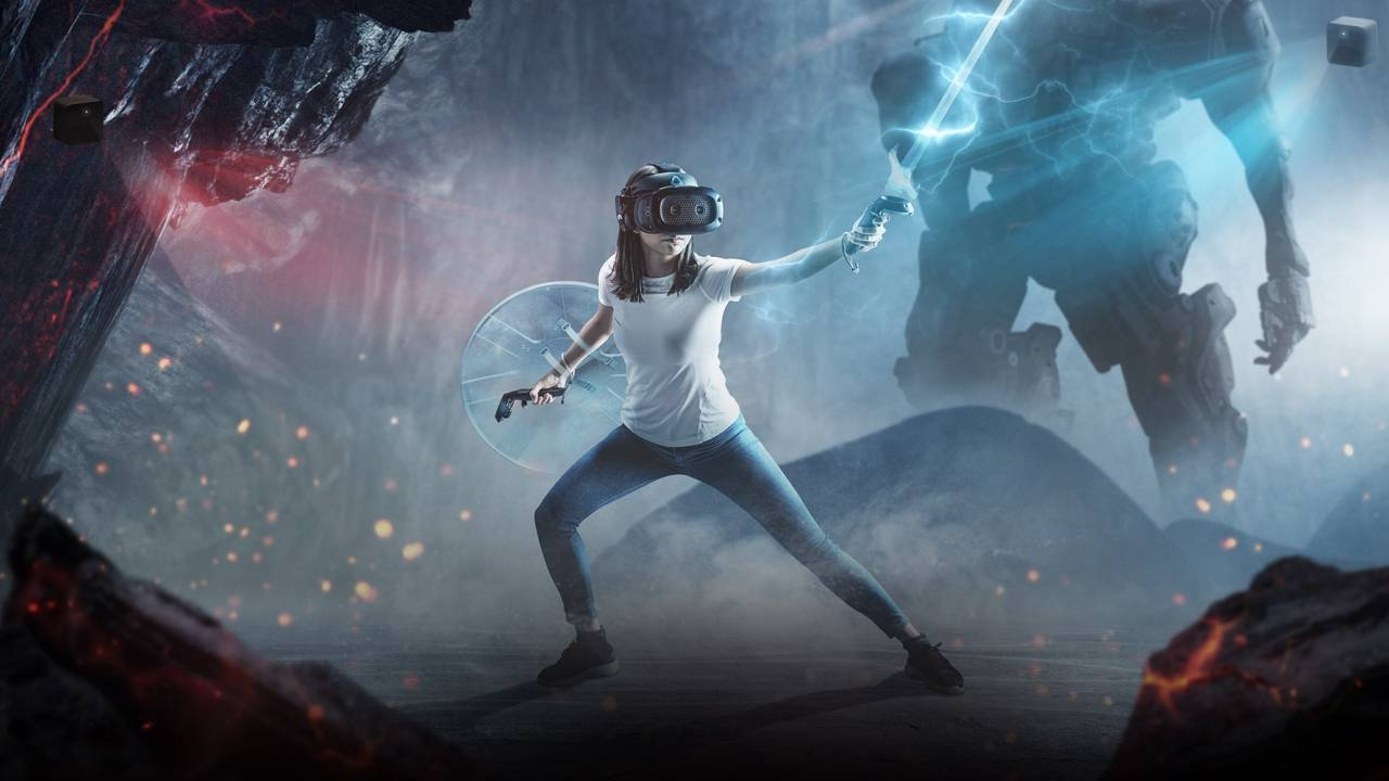 Vive Cosmos Elite headset is getting a standalone release