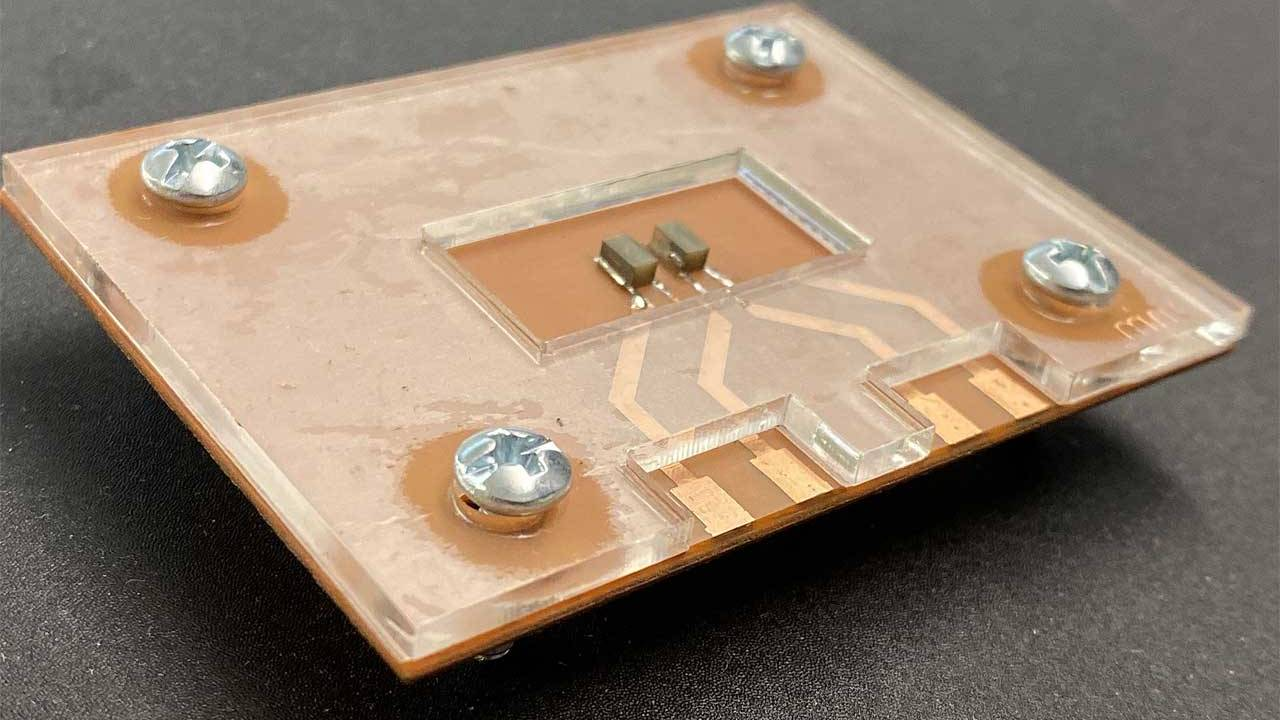 Purdue University researchers create a device that can detect cellular stiffness