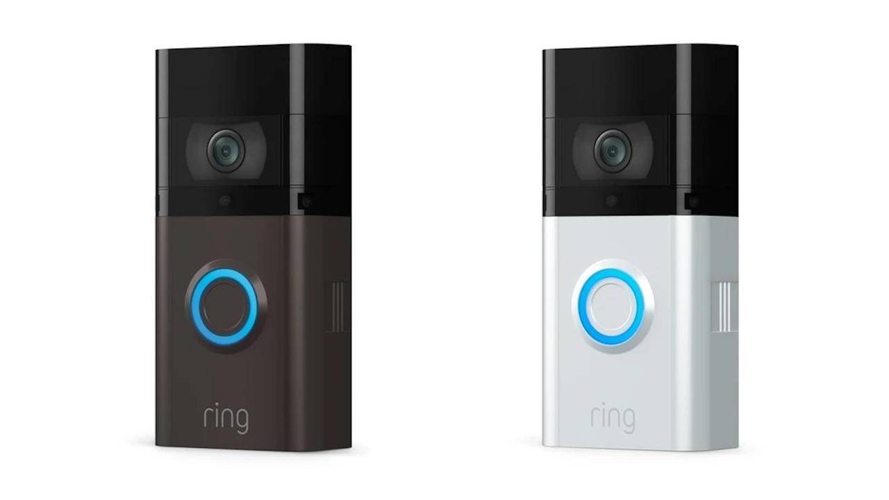 Ring Video Doorbell 3 leaks almost in its entirety