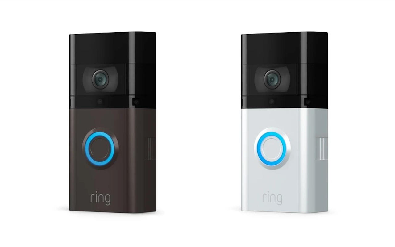 Ring Video Doorbell 3 leaks almost in its entirety thumbnail