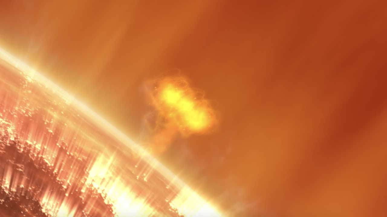 New NASA mission will study solar particle storms
