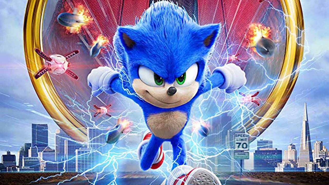 Sonic the Hedgehog movie digital release will arrive very early