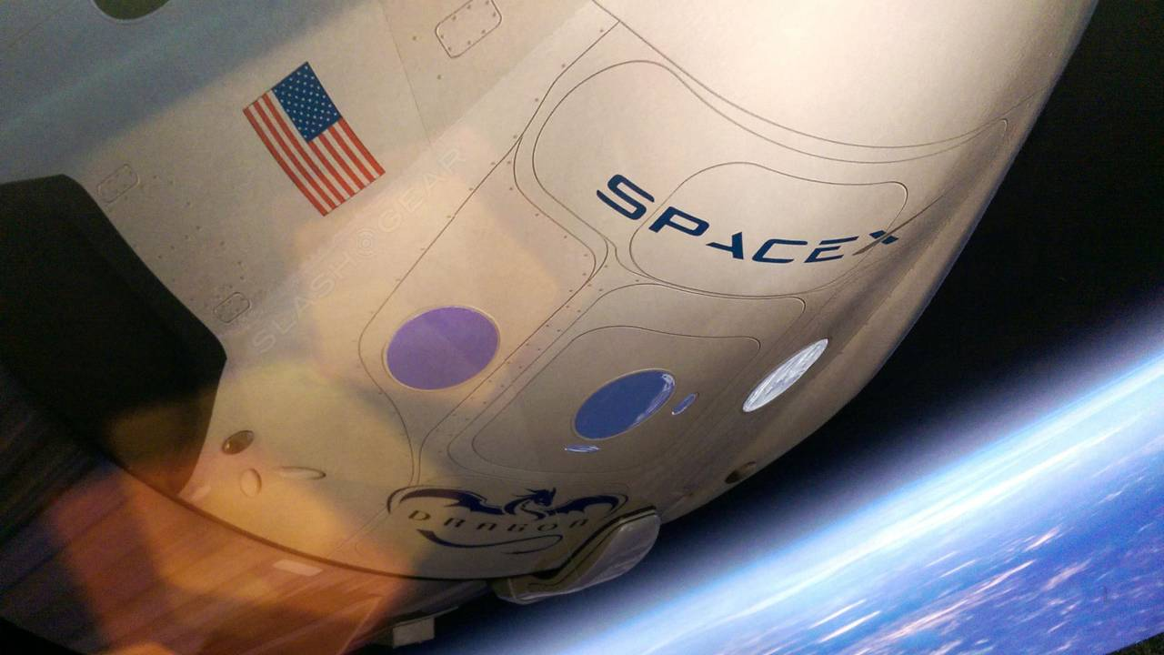 SpaceX Crew Dragon parachute test fails – but it's not what you think