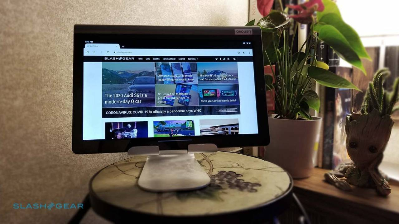 Review: Lenovo Yoga Smart Tab with Google Assistant