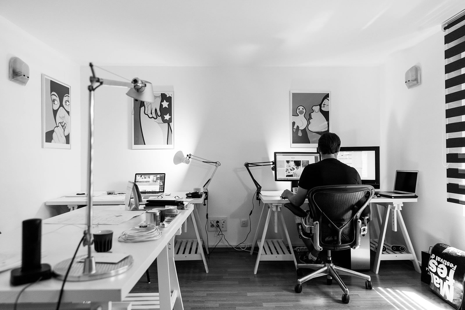 Tech problems while working from home and how to solve them