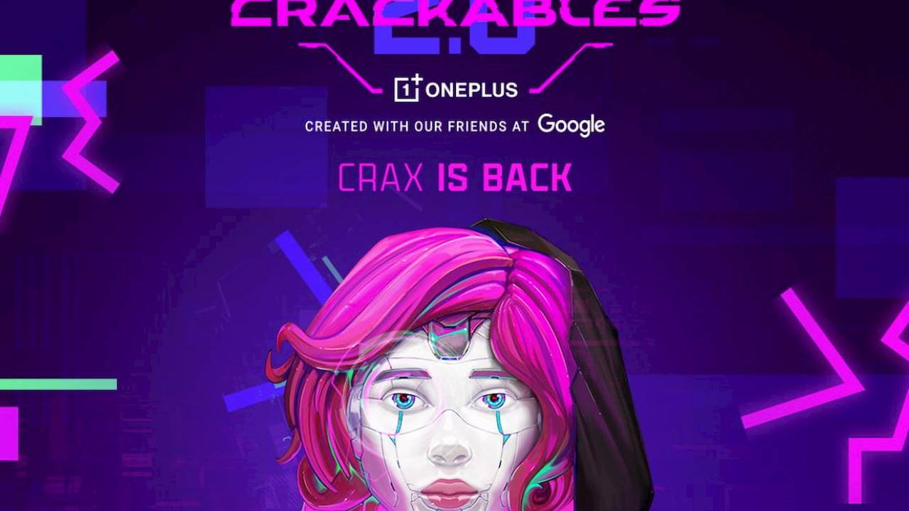 Google and OnePlus' Crackables 2.0 could be the perfect pandemic distraction