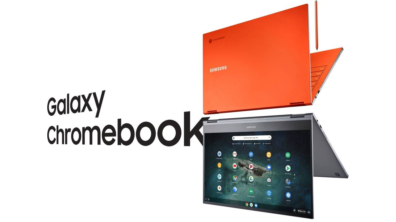 Galaxy Chromebook with 16GB of RAM may be in the works