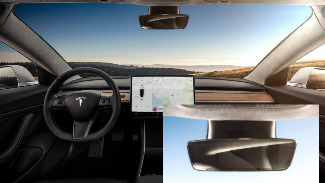Tesla Model 3 in-cabin camera is for robotaxis but there ...