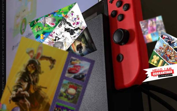 Nintendo Switch eShop Spring sale cuts game prices by 50% or more