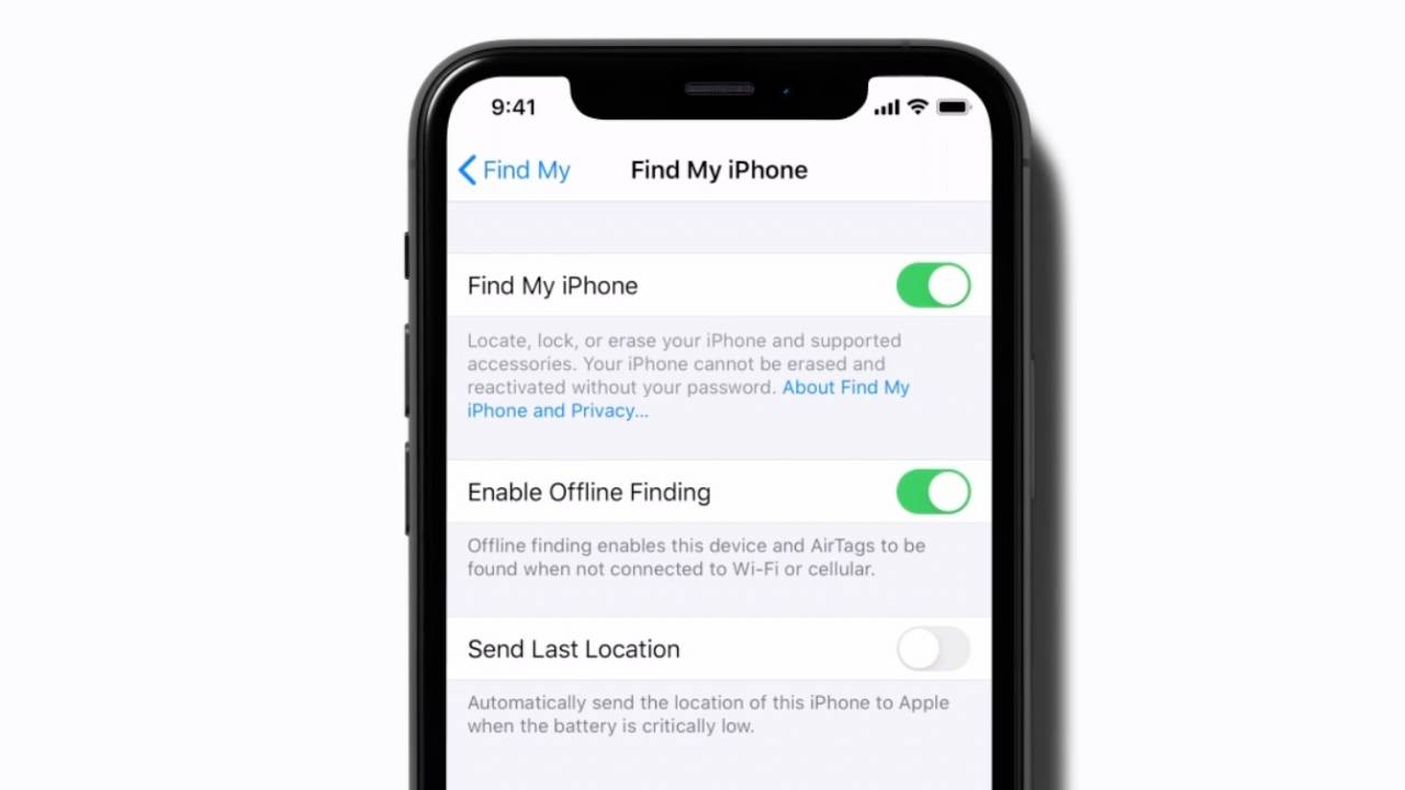 Apple AirTags tracking tags leaked in Apple's own video