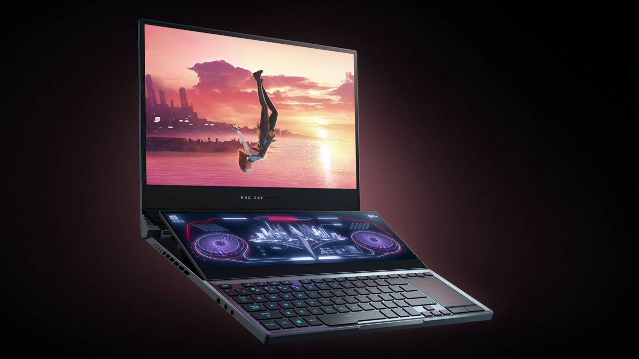 ASUS' new dual-screen laptop is pretty weird – and that's just what we need