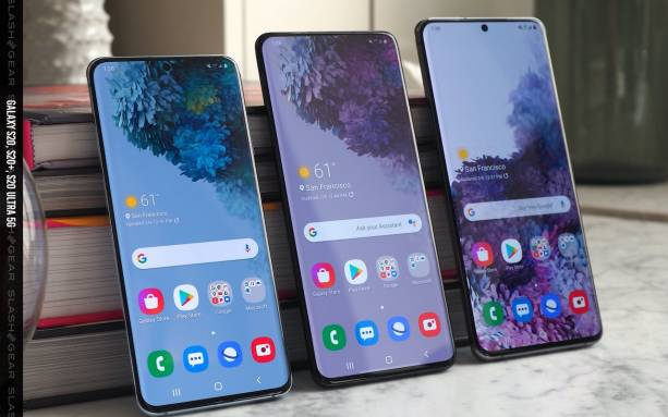 Galaxy S10 and Note 10 are about to get these new S20 features