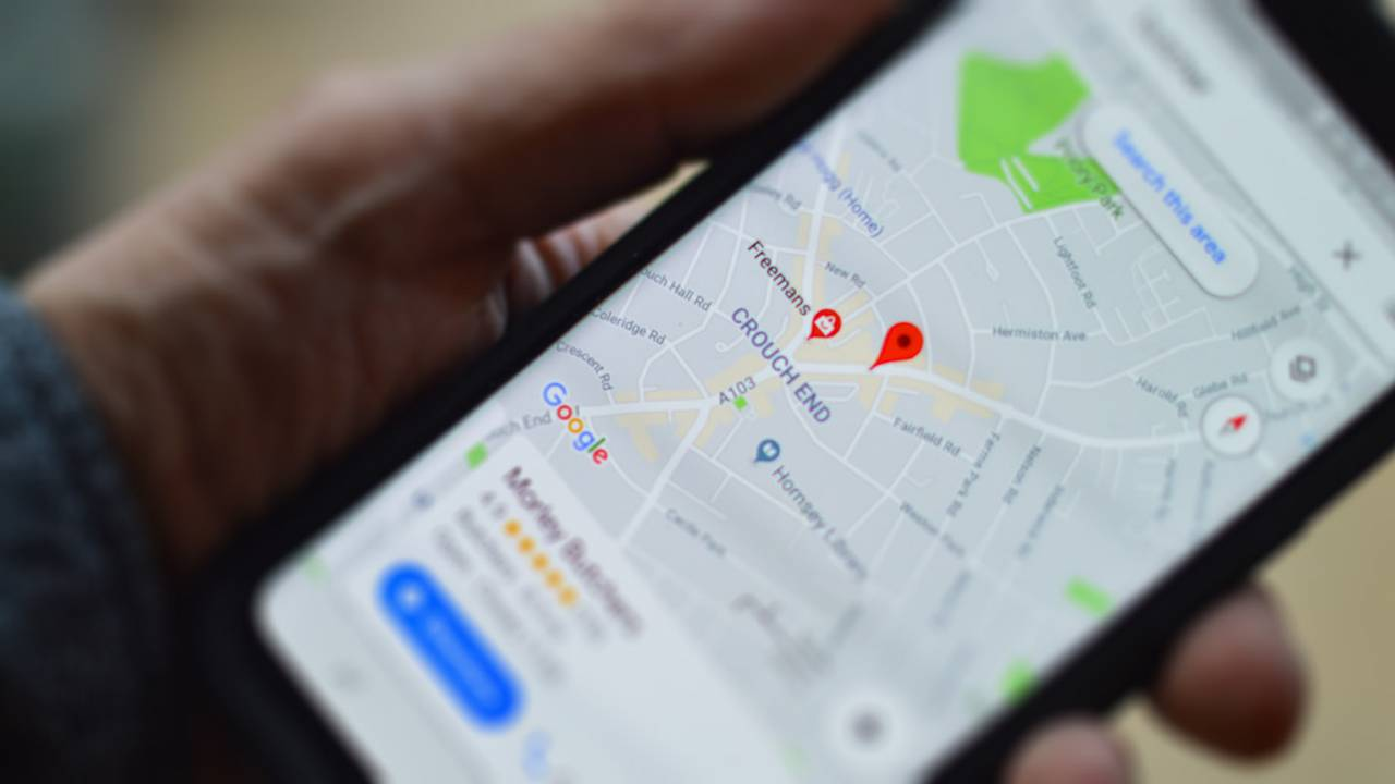 Google Maps update adds filters for finding takeout and delivery food