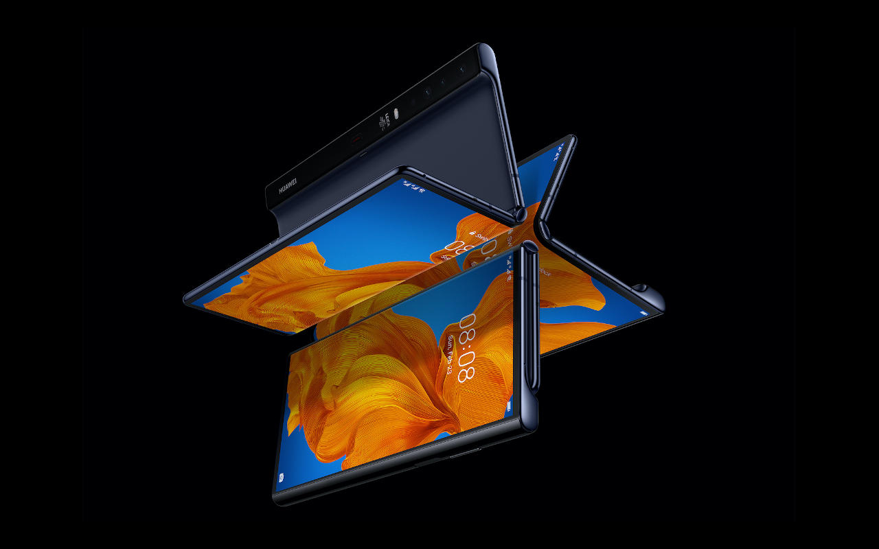 Huawei Mate Xs foldable phones were sold at a loss - SlashGear