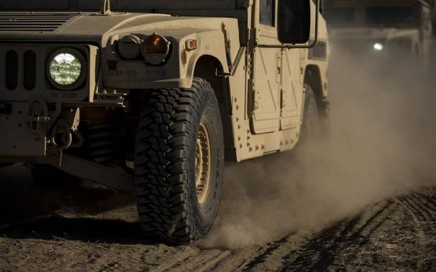 Call of Duty creator Activision cleared for depicting Humvees in-game