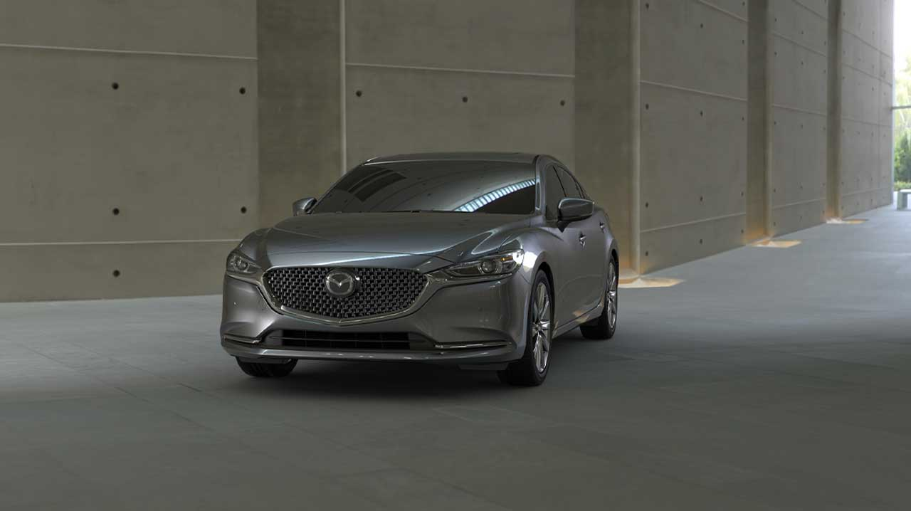 Inline-6 and RWD tipped for the next-generation Mazda 6
