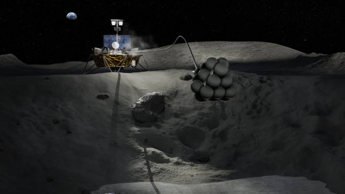 """Trump """"space resources"""" order doubles down on Moon mining"""