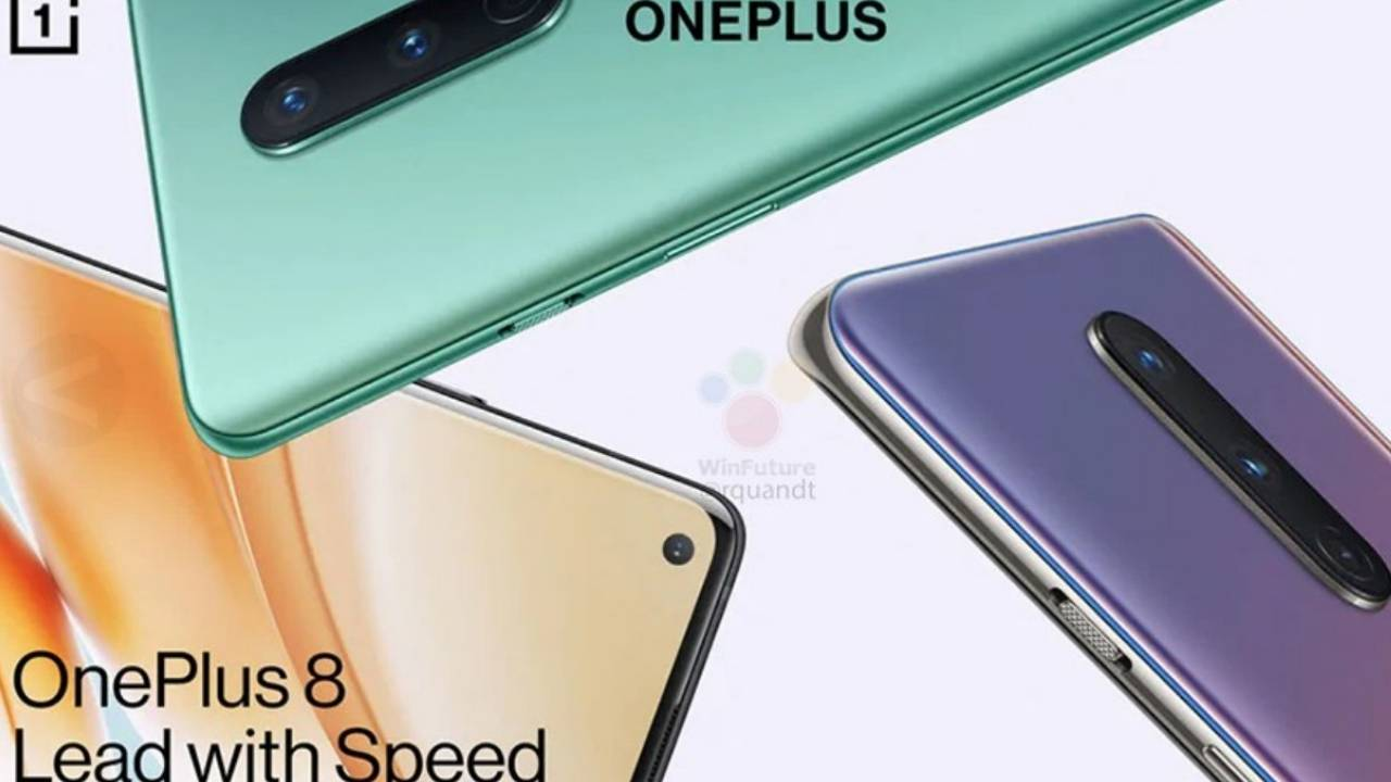 OnePlus 8 camera and price leaks leave no stone unturned
