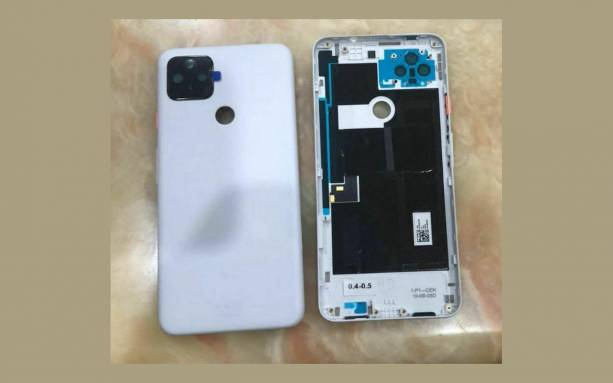 Pixel 4a XL parts on eBay suggest what could have been