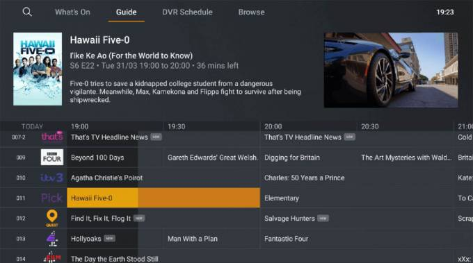 Plex Live TV update adds channel previews, new player, bug fixes