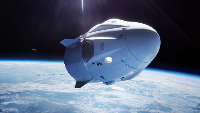 SpaceX's Dragon cargo ship returns from ISS with science experiments
