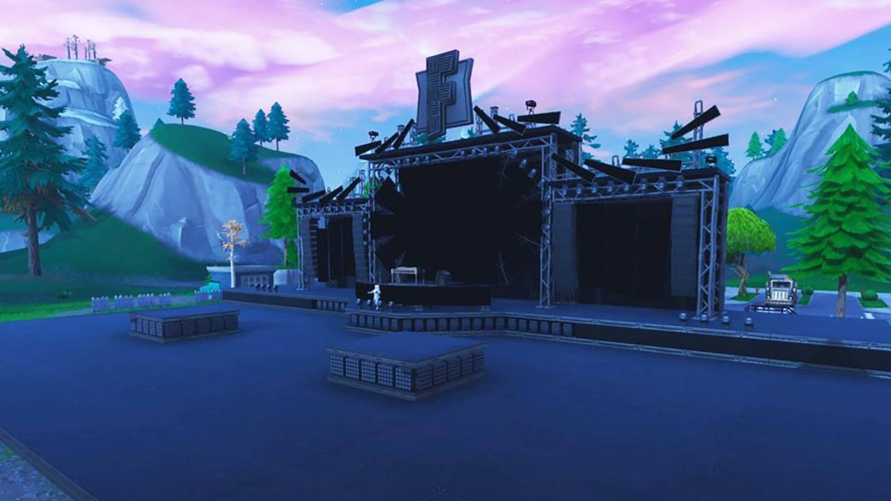 Fortnite posters and new leaks hint at Travis Scott in-game ...