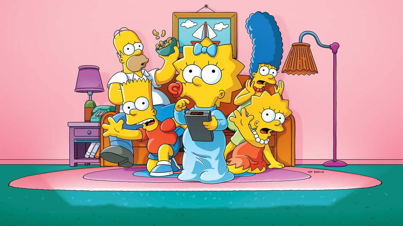 Disney says The Simpsons in original format will arrive next month