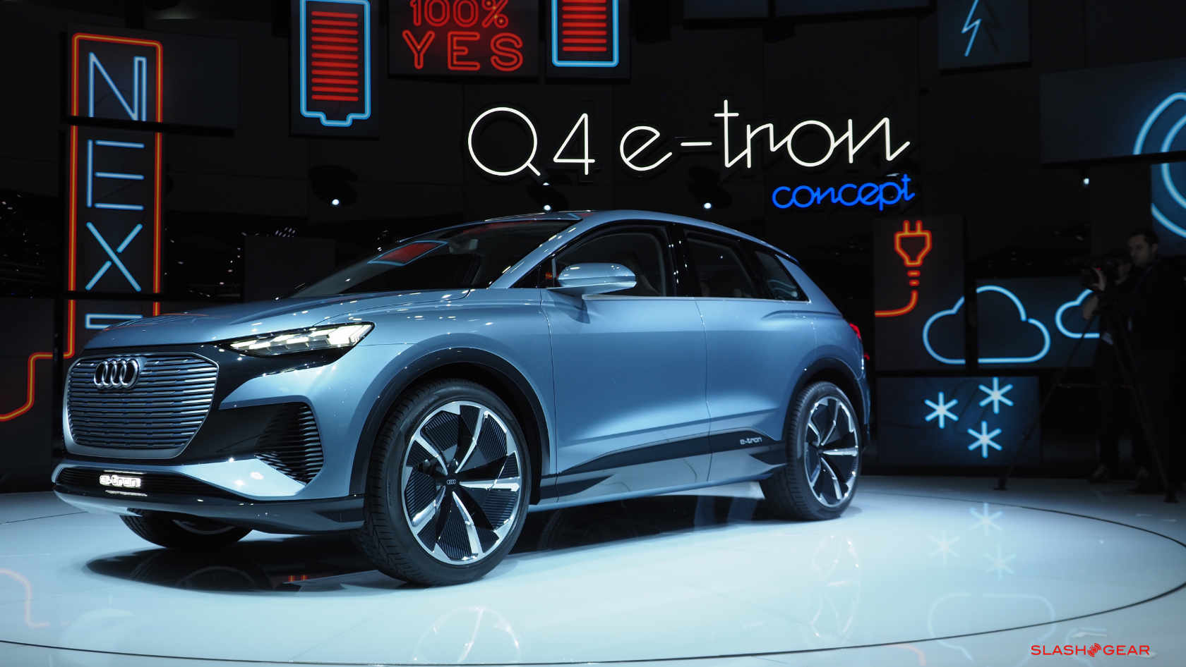 2021 Audi Q4 e-tron pricing would possibly perchance presumably invent this the tipping level thumbnail