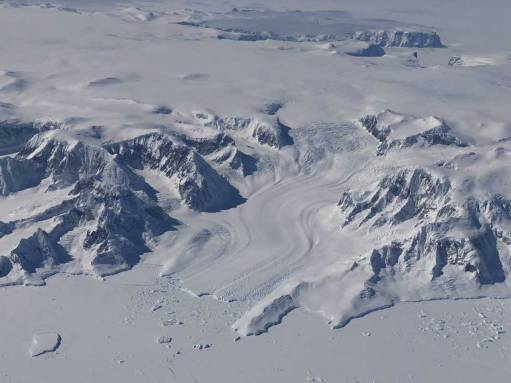NASA space laser mapped ice loss over the last 16 years